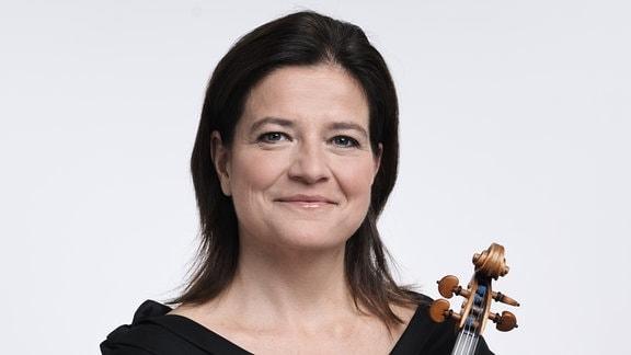 Katharina Sprenger, Mitglied im MDR-Sinfonieorchester