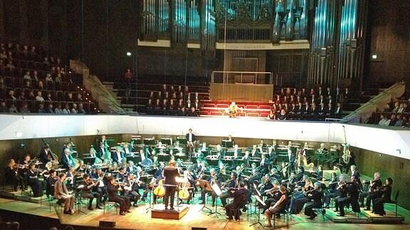 MDR-Sinfonieorchester - Eröffnungskonzert Saison 2017/18 im Leipziger Gewandhaus