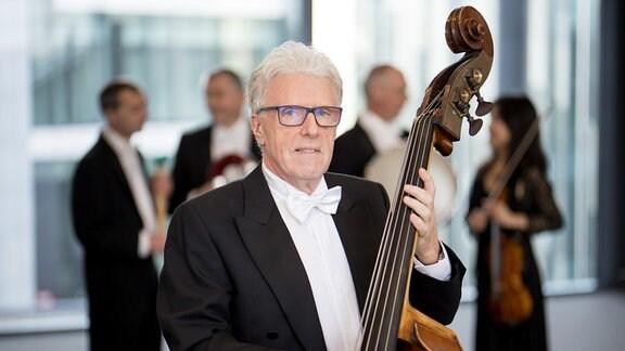 Leonhard Fritsch, Mitglied im MDR-Sinfonieorchester