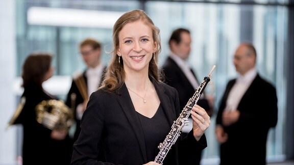 Leonie Dessauer, Oboe