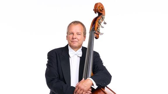 Martin Eschenburg, Mitglied im MDR-Sinfonieorchester