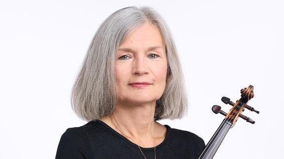 Martina Pachmann, Mitglied im MDR-Sinfonieorchester