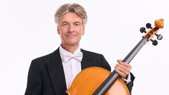Norbert Hilger, Mitglied im MDR-Sinfonieorchester