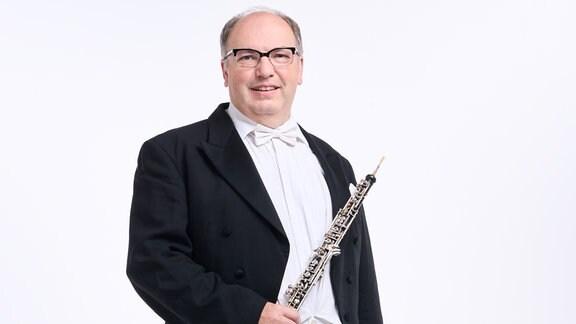 Norbert Strobel, Oboe