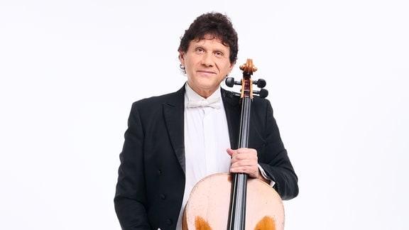 Rodin-George Moldovan, Mitglied im MDR-Sinfonieorchester