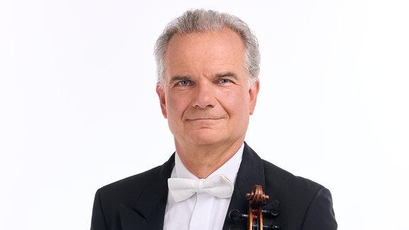 Stefan Charles, Mitglied im MDR-Sinfonieorchester