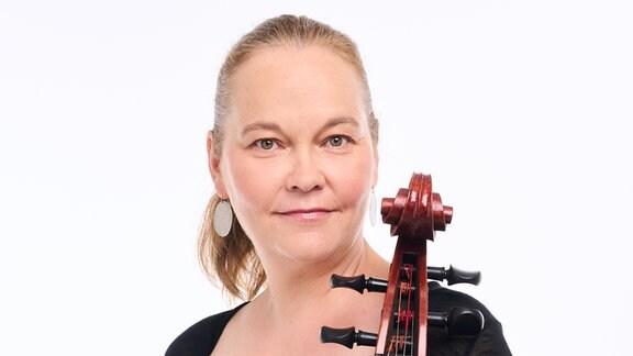 Susanne Raßbach, Mitglied im MDR-Sinfonieorchester
