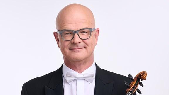 Sven Friedrich, Mitglied im MDR-Sinfonieorchester