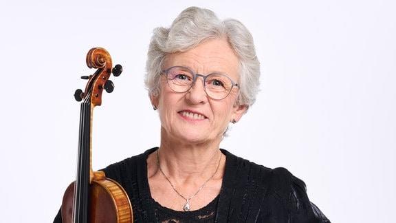 Uta Kreuter, Mitglied im MDR-Sinfonieorchester