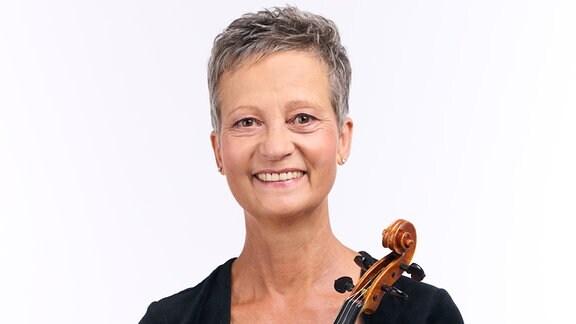 Vera Hilger, Mitglied im MDR-Sinfonieorchester
