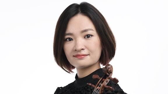 Yukiko Suzuki, Mitglied im MDR-Sinfonieorchester