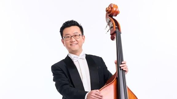 Yun Sun, Mitglied im MDR-Sinfonieorchester