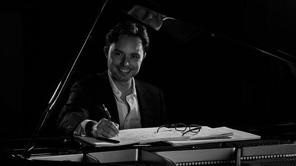 Komponist Michael Langemann