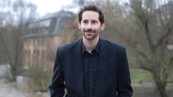 Der Komponist Peter Helmut Lang