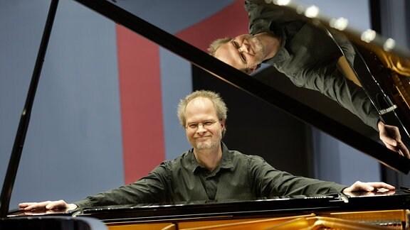 Der Komponist Thomas Stöß