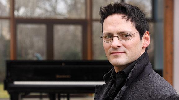 Der Komponist Tobias Forster