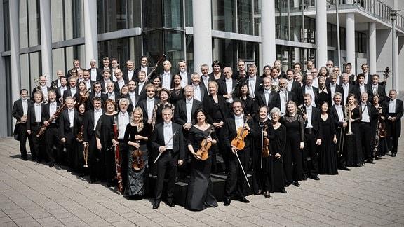 MDR-Sinfonieorchester, Gruppenbild