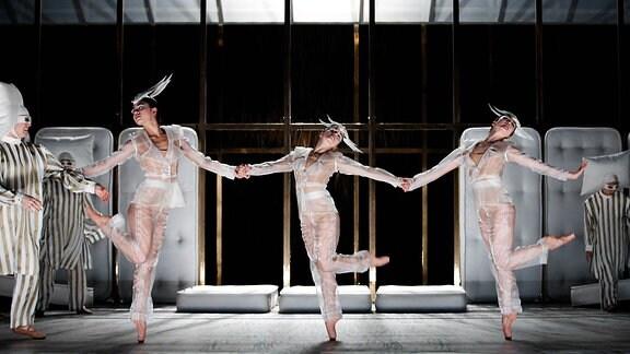 Ballett Dornröschen an Oper Leipzig