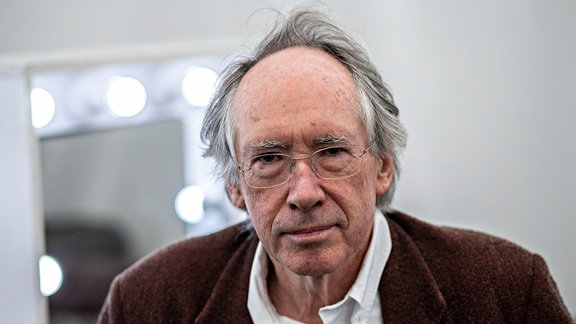 Der britische Schriftsteller Ian McEwan