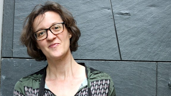 Miriam Tscholl, Leiterin der Bürgerbühne Dresden