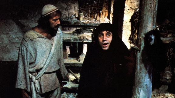 Szene aus Monty Pythons Das Leben des Brian