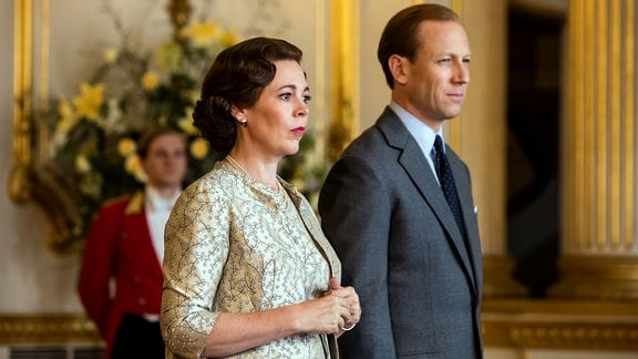 """Serie """"The Crown"""""""