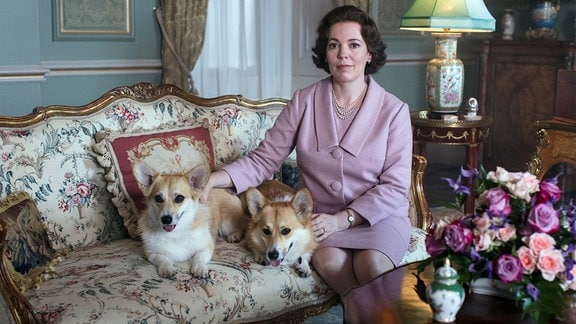 "Serie ""The Crown"""