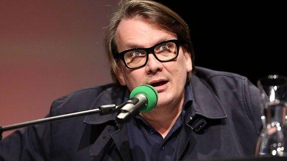 Sven Regener, Autor, bei einer Lesung