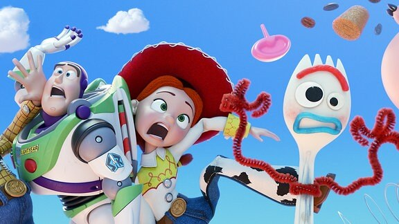 Toy Story Alles hört auf kein Kommando