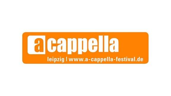 Logo des Festivals a cappella in Leipzig