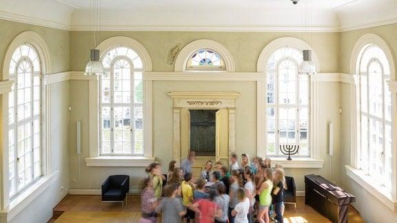 Kleine Synagoge in Erfurt
