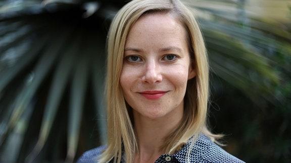 Die Schauspielerin Teresa Weißbach im Portait