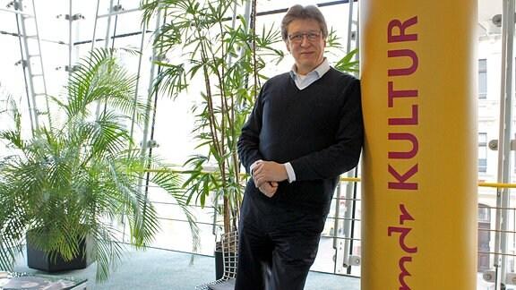 MDR Kultur trifft Gewandhausdirektor Andreas Schulz