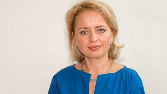 Generalmusikdirektorin Anna Skryleva