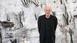 Der Bildhauer und Maler Anselm Kiefer