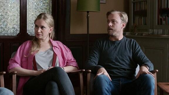 """Still aus dem Trailer """"Bonusfamilijen"""" (""""Die Patchworkfamilie"""")"""