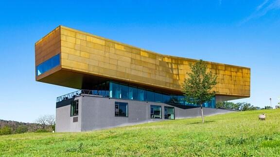 Arche Nebra, Besucherzentrum der Himmelsscheibe Nebra