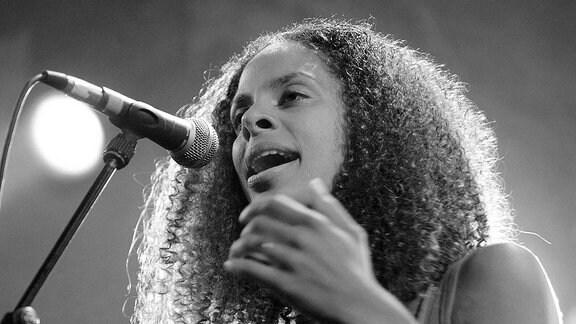 Sängerin Astrid North (1973 - 2019)