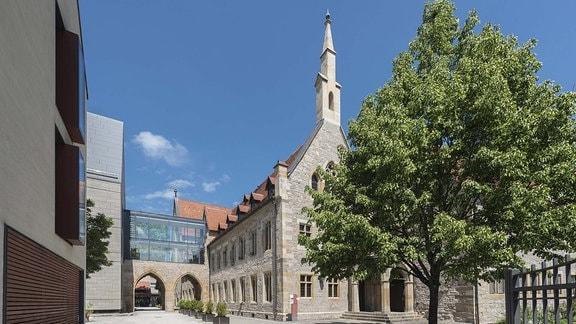 Das Augustinerkloster Erfurt