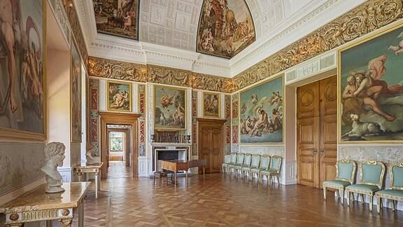 Festsaal Schloss Wörlitz