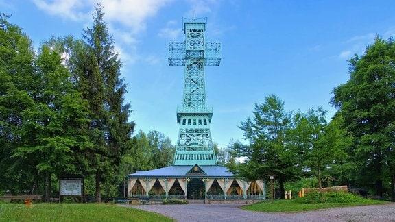 das Josephskreuz (Turm)