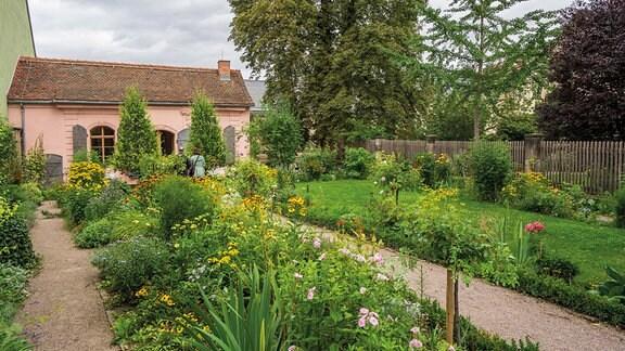 Der Weimarer Kirms-Krackow-Garten