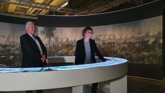 Kuratoren des Militärhistorischen Museums.