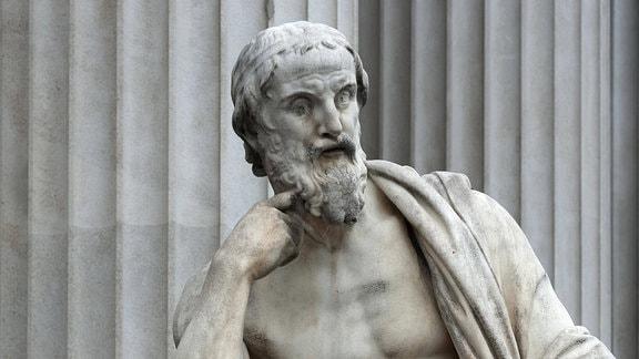 Statue des Herodot