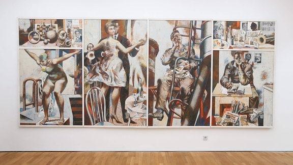 Willi Sitte: Lust und Liebe