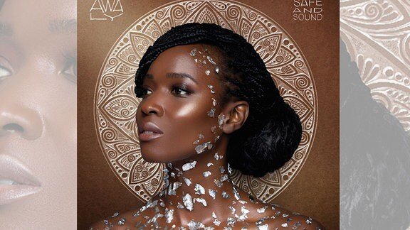 Awa Ly, Safe and Sound, album,cd, cover