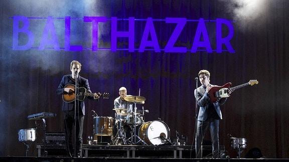 Musikband Balthazar