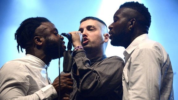 Young Fathers, 2015