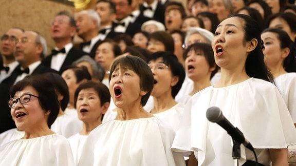 Ein Chor