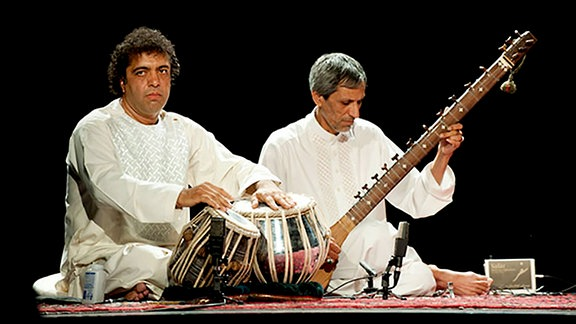 Safar-Projekt - afghanische Meistermusiker an der HfM Weimar